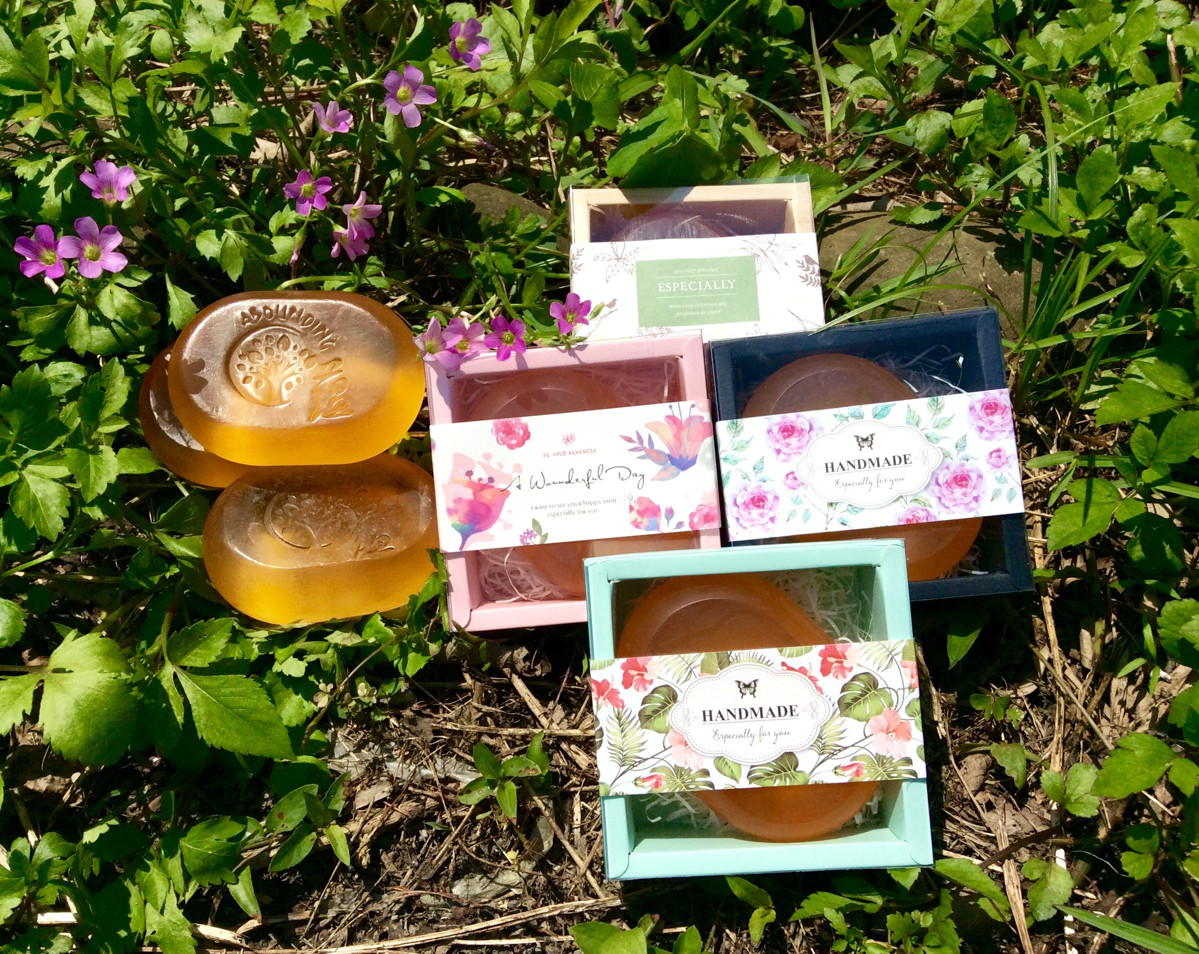 晶醇蜂蜜皂